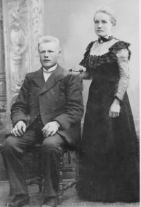 Matts och Alina Österbacka